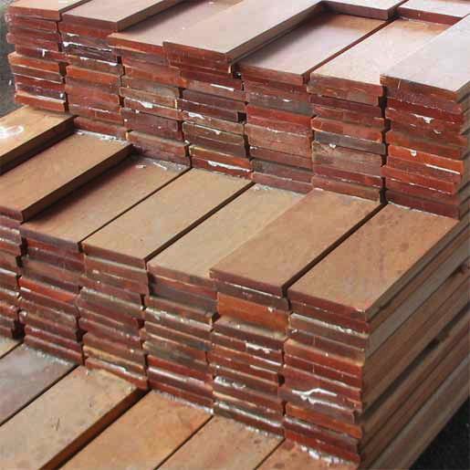 Apitong trailer decking hardwood trailer flooring for Wood decking boards for sale